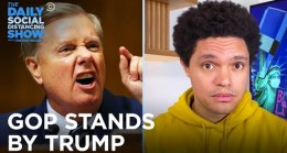 Will Donald Trump Actually Leave the White House?   The Daily Social Distancing Show