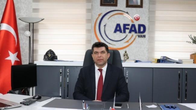 2011'de Azra bebeği kurtaran AFAD görevlisi, 2021'de AFAD Van İl Müdürlüğüne atandı