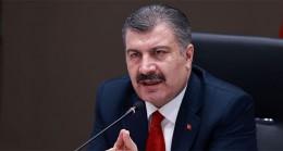 Sağlık Bakanı Koca, risk haritasını yayımladı