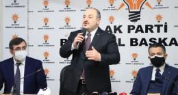 """Bakan Varank: """"2020 yılında 40 milyar liradan fazla nakit hibe desteği verdik"""""""