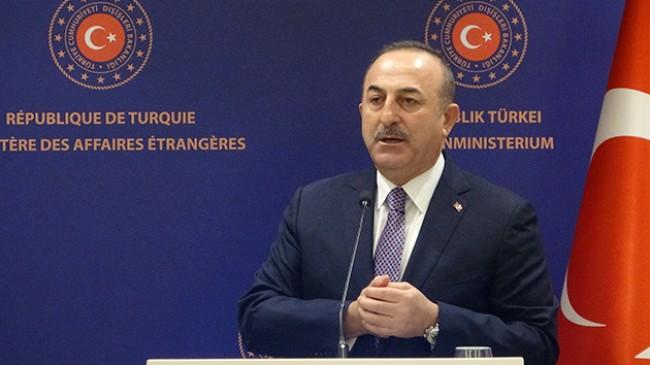 Çavuşoğlu'ndan kaçırılan Türk vatandaşları ile ilgili açıklama