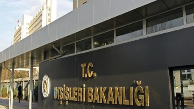 Dışişleri'nden BMGK'nin Kıbrıs kararıyla ilgili açıklama