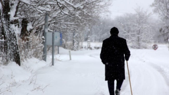 Doğu Anadolu'da kar yağışı bekleniyor