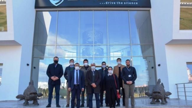 Kıbrıs Türk Makina Mühendisleri Odasından GÜNSEL'e tam not