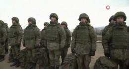 Rusya, Dağlık Karabağ'daki Türk-Rus Ortak Gözetim Merkezi'ne subaylarını gönderdi
