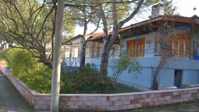Uğur Mumcu'nun Ayvalık'taki evi bu yıl sessiz kaldı