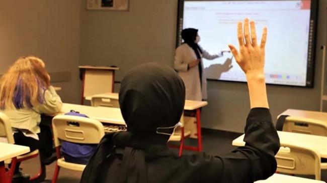 Yüz yüze eğitim veren kurumların öğretmenleri aşılamada öncelikli olmalı