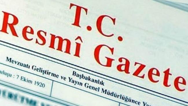 26 ülkeye büyükelçi Atama Kararı Resmi Gazete'de