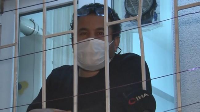 Ankara'da bir bina mutasyonlu virüs iddiasıyla karantina altına alındı