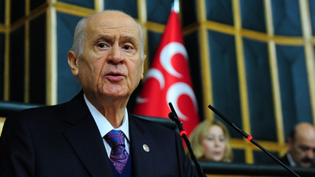 MHP Lideri Bahçeli'den gençlere çağrı
