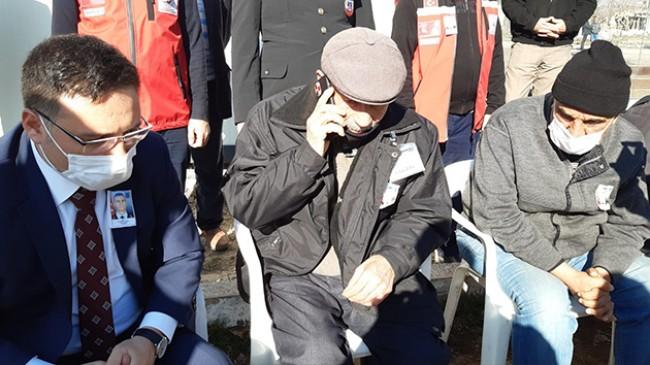 Bakan Soylu şehit babasını telefon ile arayarak başsağlığı diledi