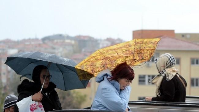 Bugün hava nasıl, beklenen yağışlar geliyor mu?