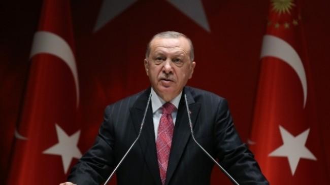 Cumhurbaşkanı Erdoğan: 'CHP hakiki bir siyasi parti olmaktan çıkıp heyula haline dönüşmüş amorf bir yapıdır'
