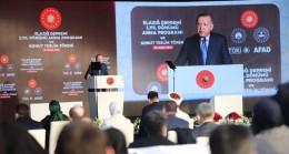 """Cumhurbaşkanı Erdoğan: """"Elazığ'da 8 bin ailemizi yeni evlerine kavuşturmuş oluyoruz"""""""