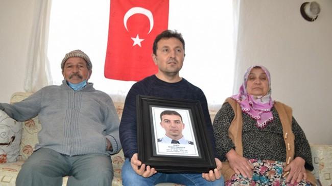 Gara şehidi polisin ailesi terör örgütünün çirkin propagandasını anlattı