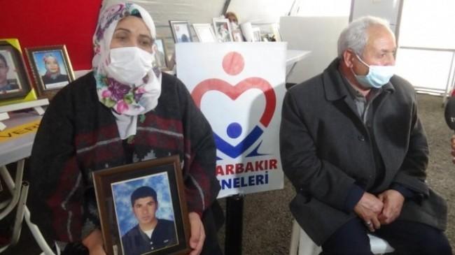 HDP önünde evlat nöbeti eylemine katılan aile sayısı 203'e yükseldi