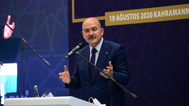 İçişleri Bakanı Süleyman Soylu'dan sosyal medya manipülasyonlarına yanıt