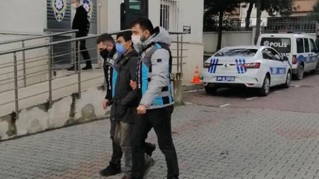 İstanbul'da genç kadına dehşeti yaşatan maganda sürücü yakalandı