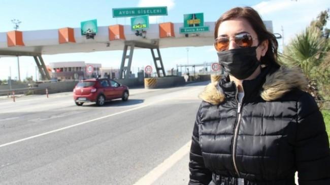 Kazada eşi tutuklanan kadından Karayolları'na eleştiri ve çağrı
