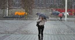 Meteoroloji'den İstanbullulara sağanak yağış uyarısı