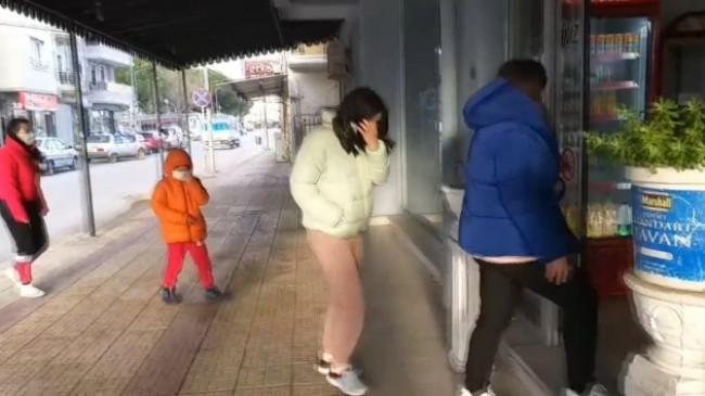 Midilli'de medyana gelen depremler Ayvalık'ta da hissedildi