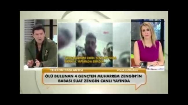 Muharrem Zengin'in babası: 'Oğlumun yıktığı kadar beni bir şey yıkmadı'