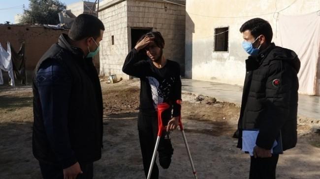 Suriye'nin kuzeyinde engeller Türkiye ile aşılıyor