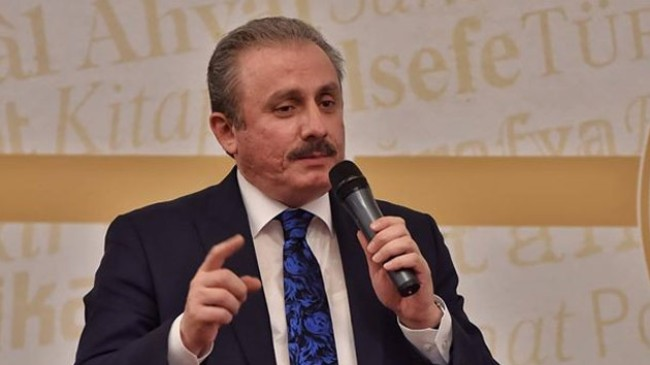 """TBMM Başkanı Şentop: """"Türkiye-ABD ilişkilerine zarar verir"""""""