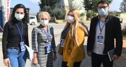 Yenişehir'de Sıfır Atık Projesi İçin Vatandaşlar Bilgilendiriliyor