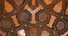 Amasya'da 535 yıllık caminin penceresinde Kayı sembolleri bulundu: 'Dünyada tek örnek'