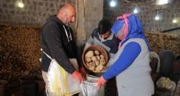 Bağcılar Belediyesi, Nevşehir'den 100 ton patates aldı