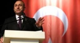 """Bakan Çavuşoğlu: """"FETÖ gibi akla ziyan, zararlı akımlara karşı uyanık olun"""""""