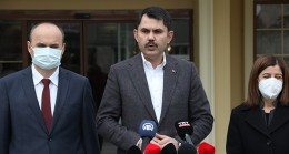 Bakan Kurum: '50 milyon liralık bedelli proje ile Edirne'ye millet bahçesi kazandıracağız'
