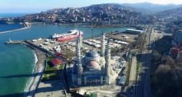 Cumhurbaşkanı Erdoğan'ın sorduğu Uzun Mehmet Camii'nde hazırlıklar tüm hızıyla sürüyor