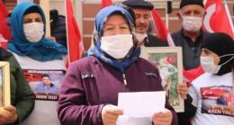 """Diyarbakır anneleri: """"DEVA, hiçbir derdimize deva değil. Biz, terörle mücadele ediyoruz"""""""