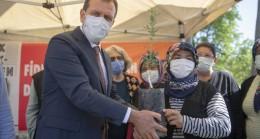 Mersin Büyükşehir, Üreticinin Talebini Yanıtsız Bırakmıyor