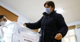 Trakya'daki çifte vatandaşlar Bulgaristan Seçimleri için sandık başında