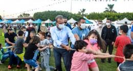 Büyükşehir, 19 Mayıs Coşkusunu 'Gençlik Bisiklet Turu' ve 'Mersin Skatepark Şöleni' İle Sürdürdü