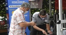 Adana Büyükşehir Belediyesi Bünyesinde Çalışanlara Covid-19 Aşılarını Yapıyor