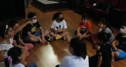 Mezitli'nin Mutlu Çocukları Tiyatro Kurdu