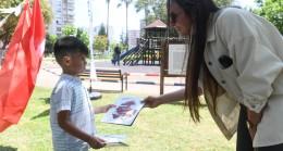 Yenişehir Belediyesi Çocukların Karne Mutluluğuna Ortak Oldu