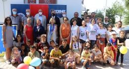 AKDENİZ'DE, 'MÜLTECİLER İLE SOSYAL UYUM PROJESİ' BULUŞMASI