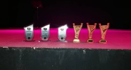 Mersin Büyükşehir Belediyesi Şehir Tiyatrosu'na Ödül Yağmuru
