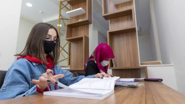 Mersin Büyükşehir'in Gülnar'da Açtığı Yurt Hizmete Başladı