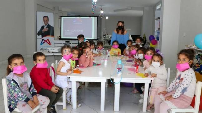 """Büyükşehir'den Çocuklara """"Dünya El Yıkama Günü"""" Etkinliği"""