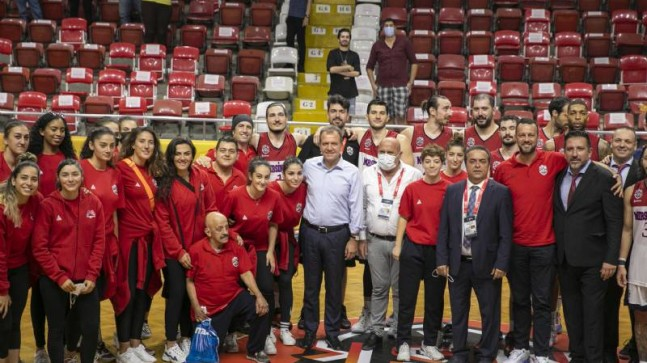 Büyükşehir Belediyesi Msk, Ted Ankara Kolejliler'i 92-86 Yendi