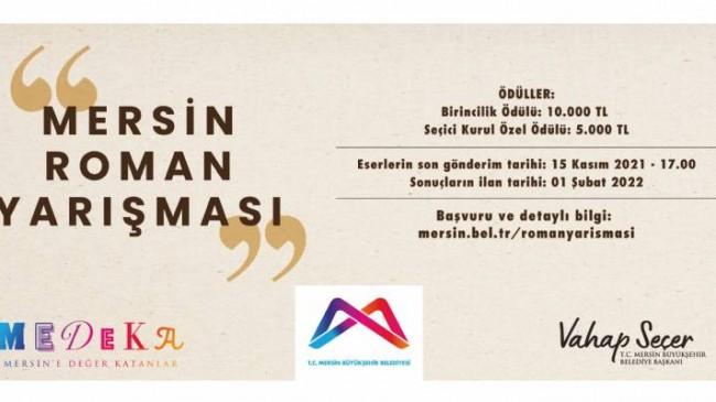 Mersin Büyükşehir'den Ödüllü Roman Ve Fotoğraf Yarışması