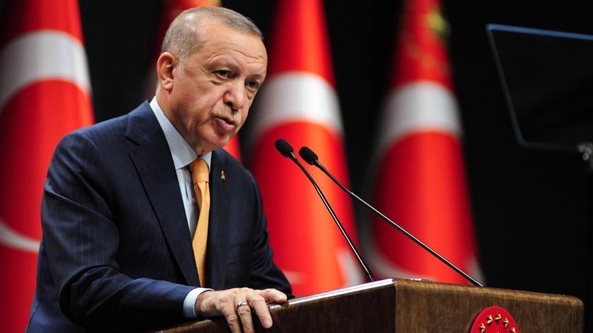 Son dakika... Erdoğan yeni önlemleri açıkladı: Sokağa çıkma kısıtlaması, uzaktan eğitim...